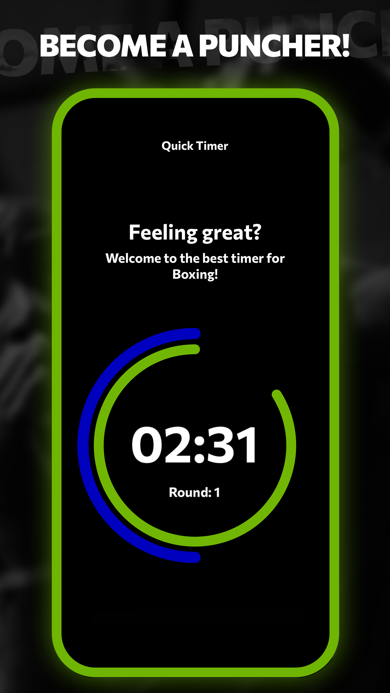 Puncher - Professional Timer for Boxing