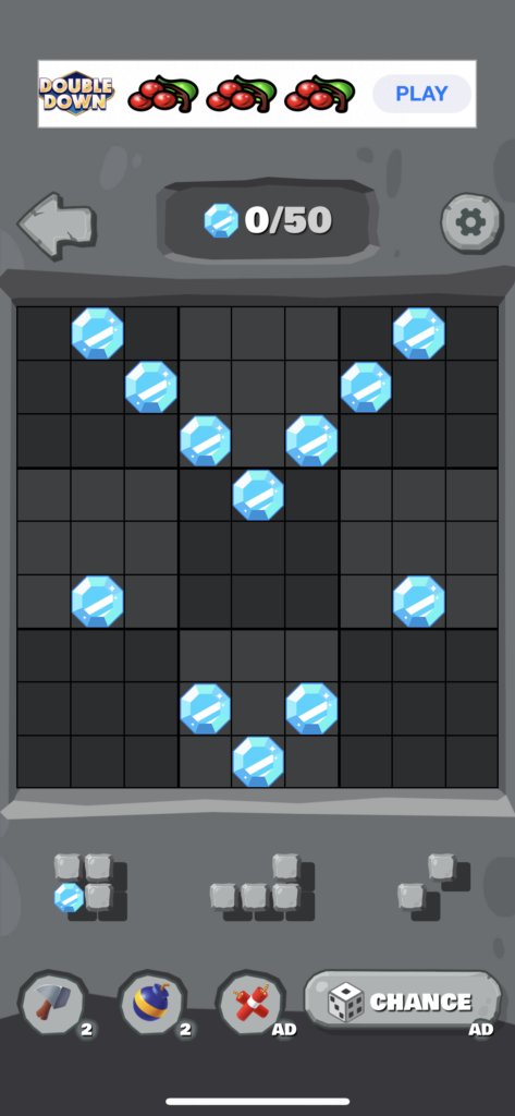 Golden Cave - Block Sudoku Gameplay